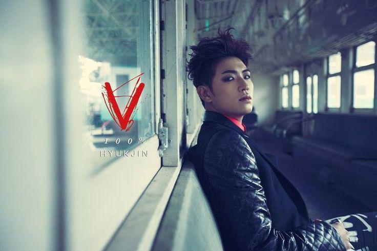 100 % New subunit 'V': Hyukjin