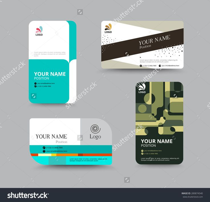 25 best id card images on Pinterest | Resolutions, Business cards ...