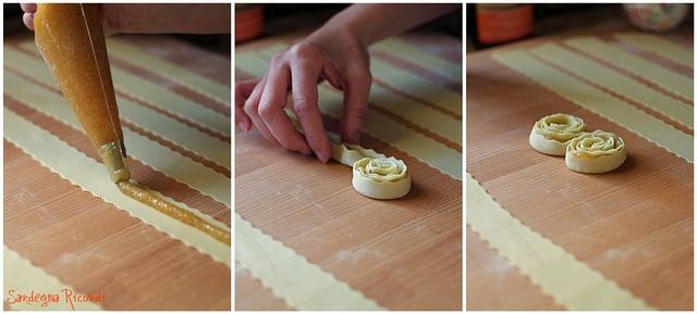 Tilicche (dal sito Sardegna Ricordi) - ci sono anche altre ricette sarde