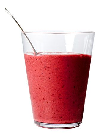 40 Healthy Breakfast Smoothie Recipes - Orange-Berry Smoothie