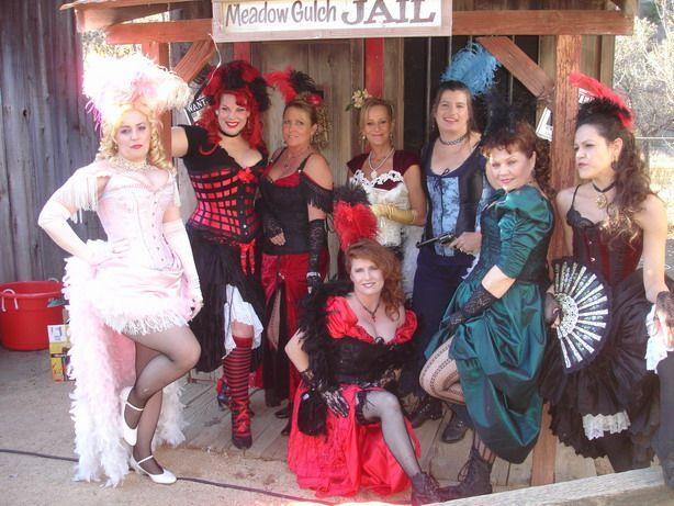 old west saloon girl via edward santiago wild west showsaloon girlsresumesantiagohalloween partyphoto shoot - Wild Halloween Party