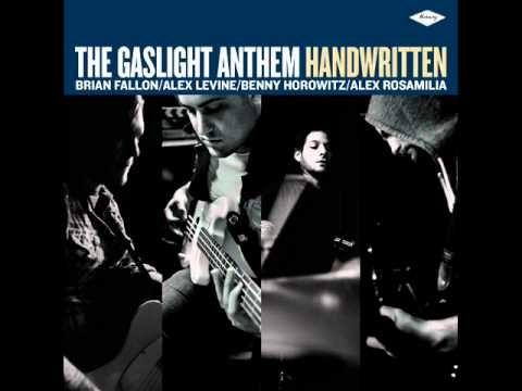 The Gaslight Anthem - 45 - YouTube
