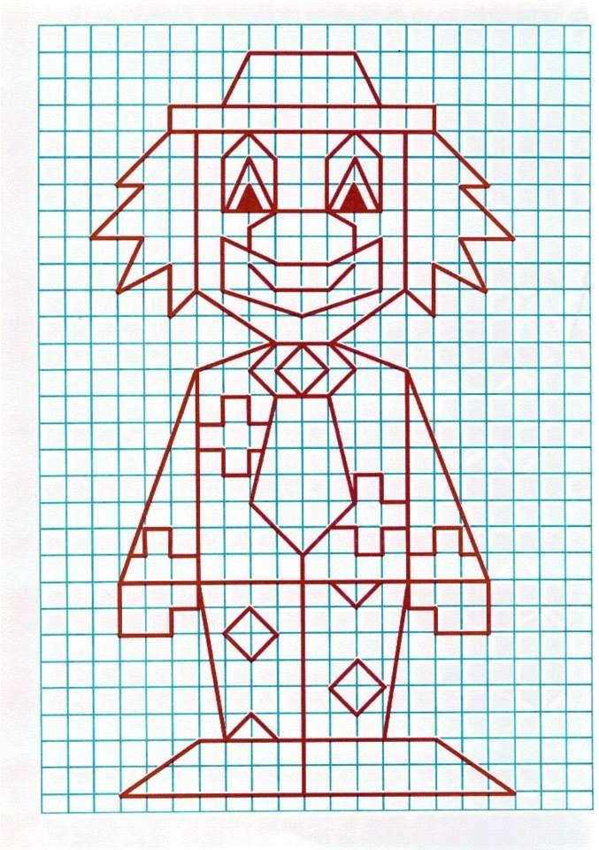 Pin de g a en fejleszt feladatok 1 pinterest for Cuadros con formas geometricas