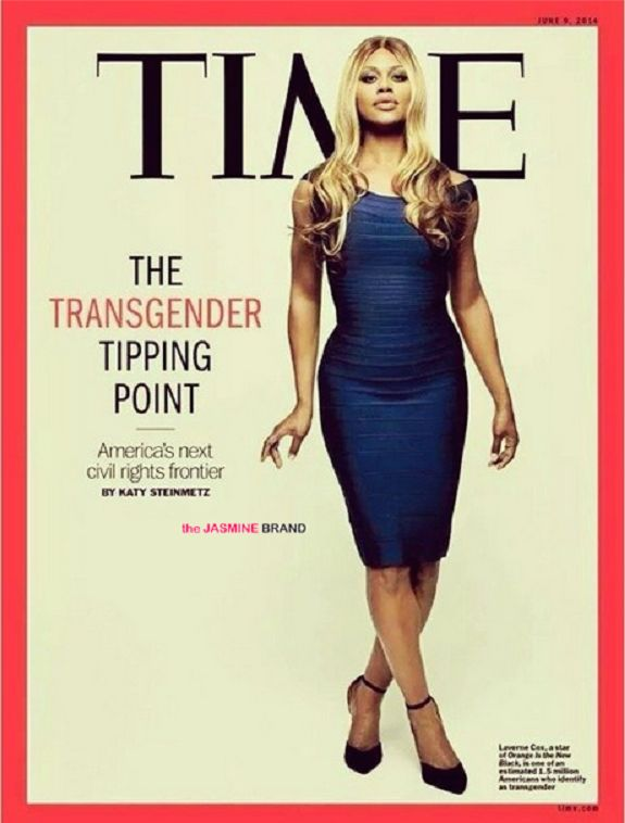 6/8/2016: LGBT: Time Transgender Cover - The cold hard truth about transgenderism & reassignment surgery.