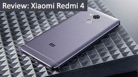 Review: Xiaomi Redmi 4