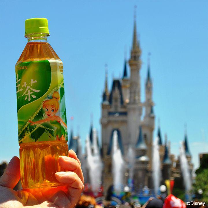 Food Science Japan: Kirin Beverage Disney Sponsor