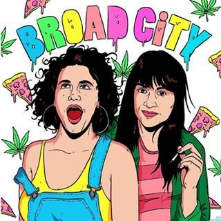 Created by UCB alums Abbi Jacobson and Ilana Glazer, and produced by Amy Poehler, Broad City is an odd-couple comedy about two best friends navigating their 20s in New York City. Abbi and Ilana are broke and flawed, and they don't shy away from the sticky situations NYC throws at them -- they dive right into the muck. No matter how bad it gets, these broads are always down with whatever hits them.