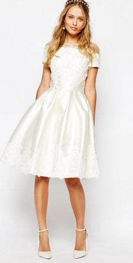 Chi Chi London Bridal Midi Dress with Embroidery and Cap Sleeve €91.55 Find your discount voucher here: https://www.vouchercloud.com.mt/asos-vouchers/1017481/be-a-bride-from-fairy-tales-with-asos-discount-voucher-code