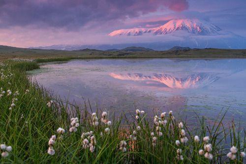 Толбачик, Долина Великанов, Камчатка   Tolbachick, Giants Valley, Kamchatka © photo by Denis Budkov http://ratbud.35photo.ru/