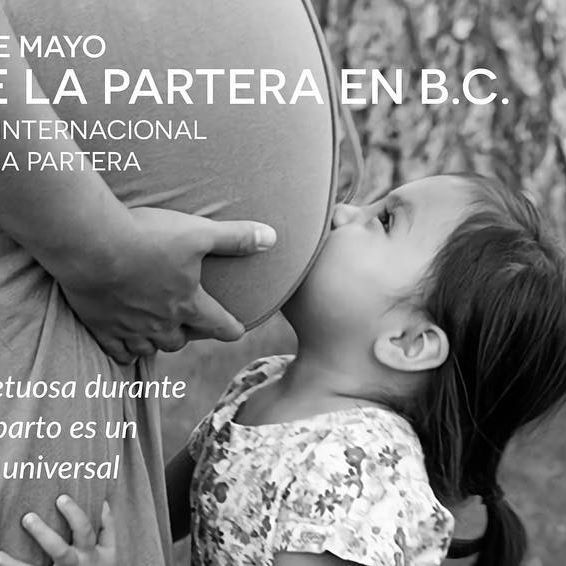 Happy BC Midwives' Day to all the #spanish speaking families and midwives in BC! #IDM2017 #respectfulmaternitycare #midwives4all #BCMidwivesDay #BCMidwives
