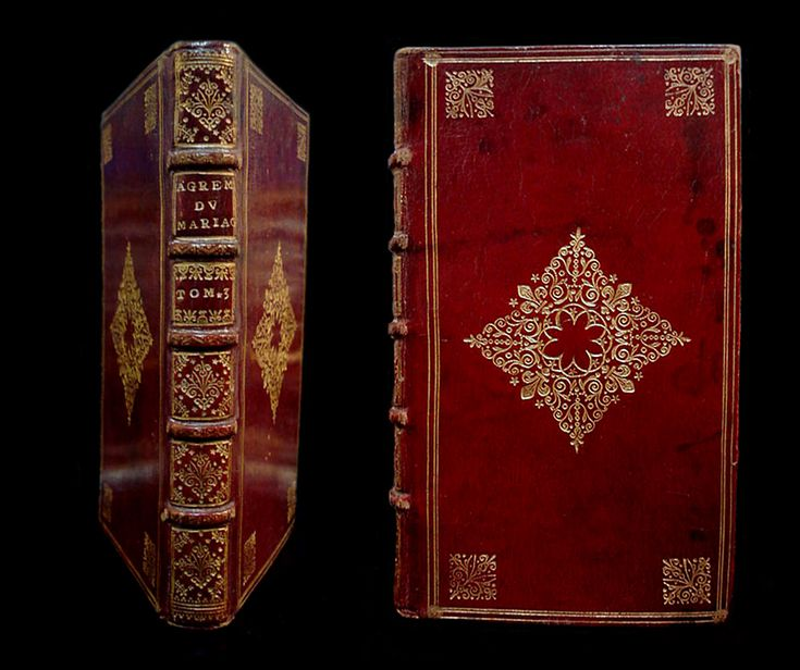 French Decorative Bookbinding - Seventeenth Century  Atelier Luc-Antoine Boyet 1694
