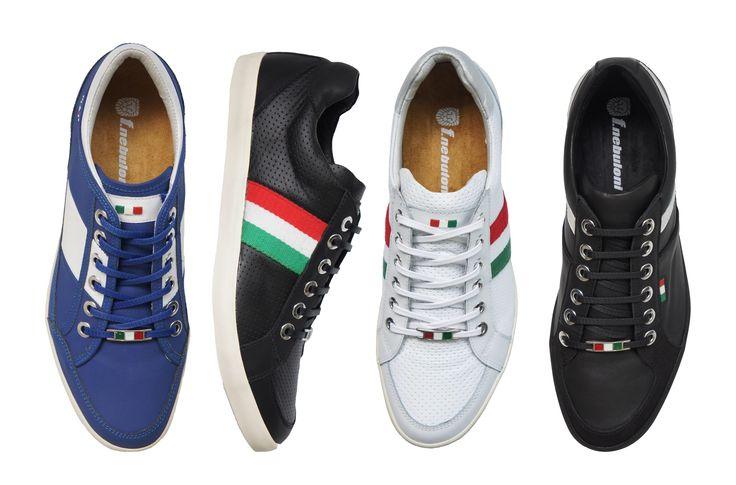 F.nebuloni Men Shoes - Italy