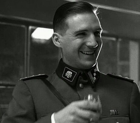 the eight stages of genocide in steven spielbergs film schindlers list Schindler's list/escape from sobibor  in steven spielberg's film schindler's list he uses  to make the film schindlers list to show the.