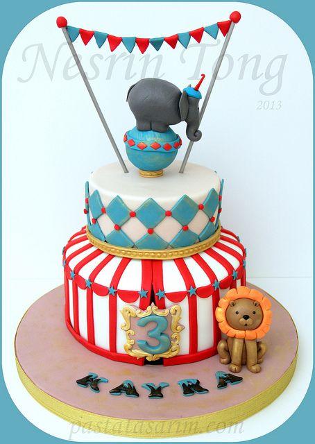cirkus cake | Flickr: Intercambio de fotos