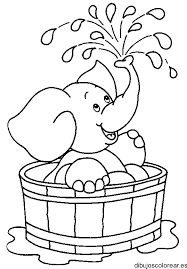 Ms de 25 ideas increbles sobre Dibujo de beb elefante en