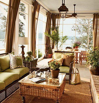 11 best Sunroom with fireplace images on Pinterest ...