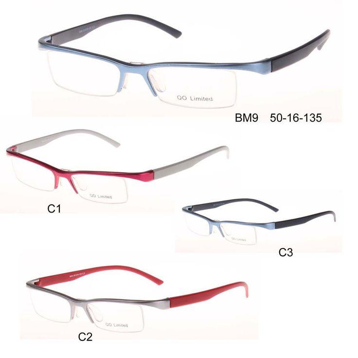 2015 hot New Myopia Glasses Optical Frame crosslink Aluminum eyewear sports Spectacle Frames Tr90 Legs Eyeglasses sale promotion #Affiliate