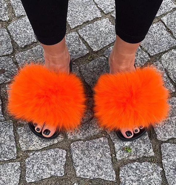 Yellow Fluffy Comfy Slippers 2 pair FUZZY SLIPPERS for Dollikin Fashion Dolls