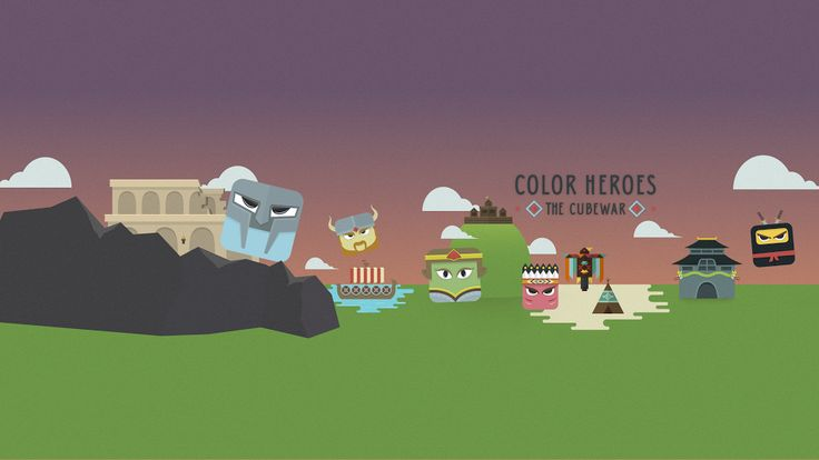 Color Heroes promo