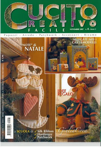 Cucito Creativo nº 04 - Lemon Cat - Picasa Web Albums