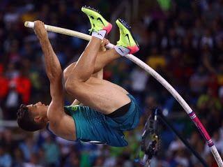 Blog Esportivo do Suíço:  Campeão olímpico, Thiago Braz está fora do Mundial de atletismo de Londres