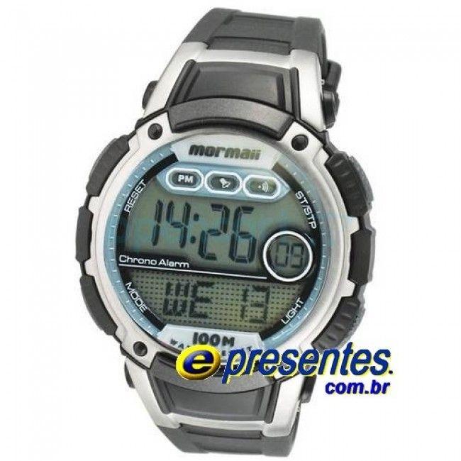 YP7367/8C Relógio de Pulso Mormaii
