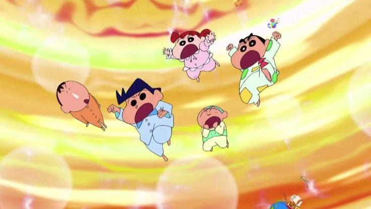「映画クレヨンしんちゃん 爆睡! ユメミーワールド大突撃」予告編 #Crayon Shin-chan #movie