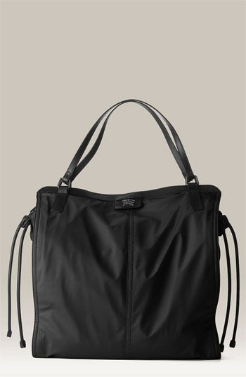 new work bag: Nylons Shopper, Women Bags, Fashion Design, Design Handbags, Totes Bags, Work Bags, Design Pur, Burberry Nylons, Burberry Women