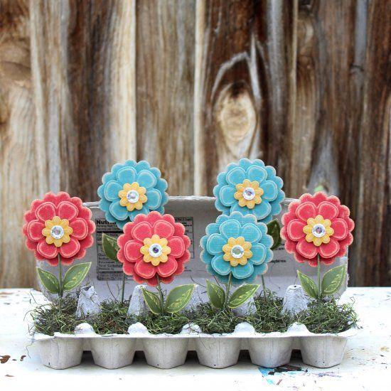 115 best DIY Paper Flowers Faux Flowers images on Pinterest