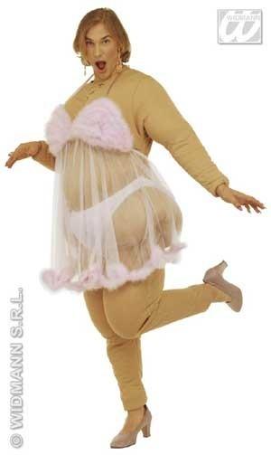 Disfraz de Bailarina Strip para hombre