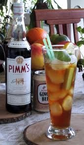 You'd be hard set to find a pub, bar or cafe that doesn't sell Pimms in the summer months! In London, you can guarantee to see the Pimms jugs and diced fruit on every and any street corner! #pinyourcity