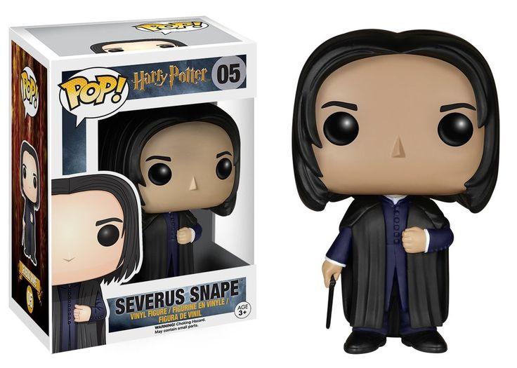 Pop! Movies: Harry Potter - Severus Snape