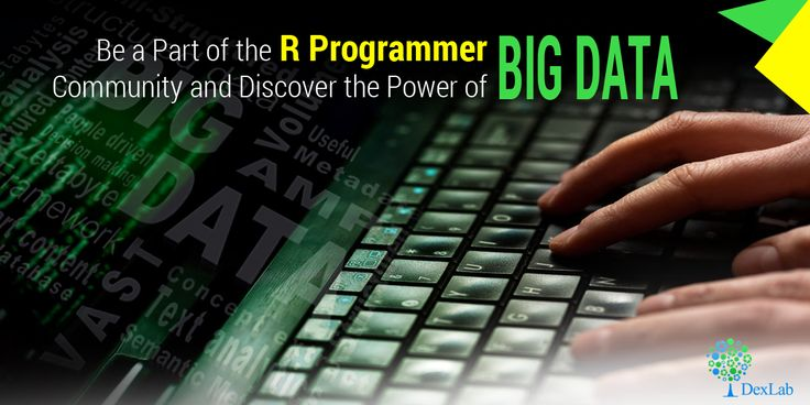 With the great support of the community surrounding the Open Source #BigData package #RProgramming, there is simply no reason not to join them if you are interested in Big Data.