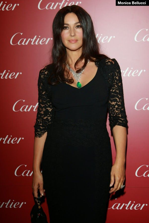 Joury Blog: Monica Bellucci is the new Bond Girl 5 things