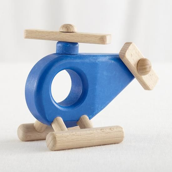 Rainboat Wood Stacking Toy in Wooden Toys | The Land of Nod