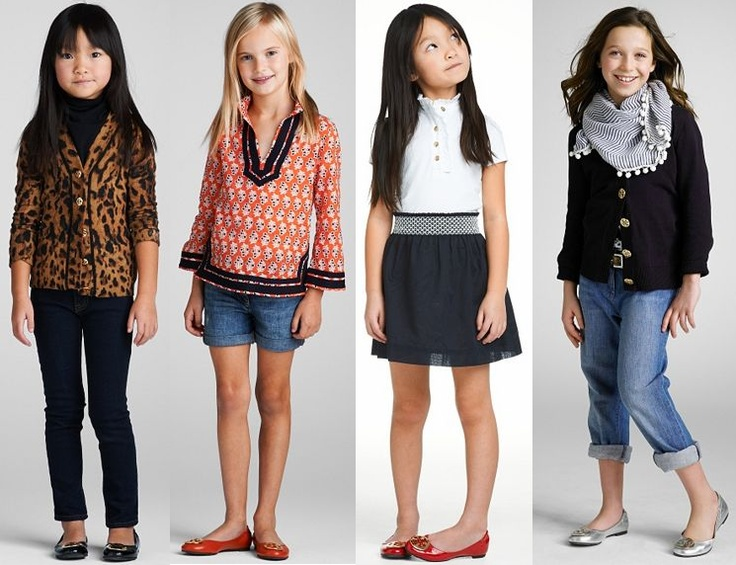 Spring and summer outfits.: Little Girls, Kids Clothes, Kids Style, Kids Fashion, Cute Outfits, Future, Burch Kids, Tory Burch, Children