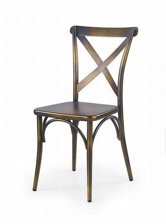 Krzesło K205 utrzymane w stylu Loft http://mirat.eu/krzeslo-k205,id28036.html