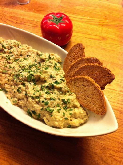 Ricetta Crema di melanzane e yogurt greco - Le Ricette di Chezuppa!