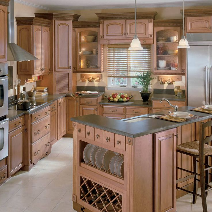 Best 25 Lowes Kitchen Cabinets Ideas On Pinterest: Shenandoah Winchester 14.5-In X 14.5625-In Mocha Glaze