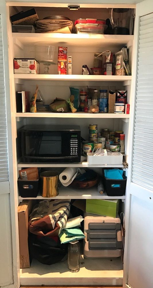 After Seeing What She Does With A Plastic Bin, I Will Never Organize My  Kitchen Stuff The Same Way Again!