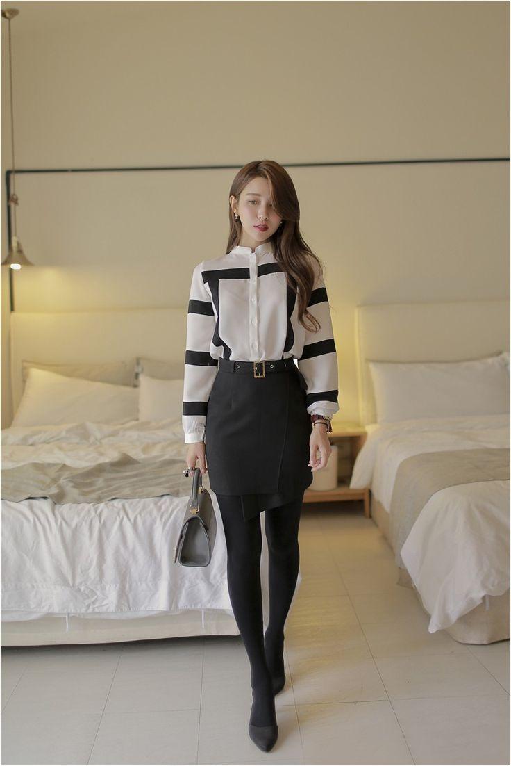 Iro Blouse Korean Fashion Style Clothes Fashion