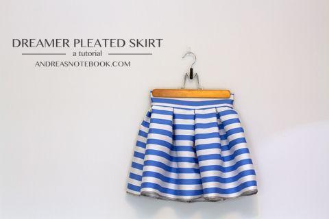 FREE skirt tutorial