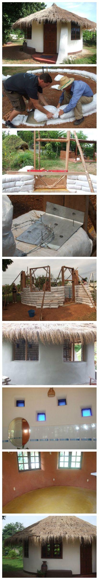 superadobe roundhouse