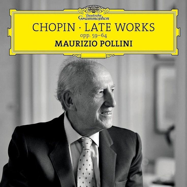 Chopin Frederic - Late Works op.59-64 - Maurizio Pollini -  CD Clicca qui per acquistarlo sul nostro store http://ebay.eu/2kGqpmf