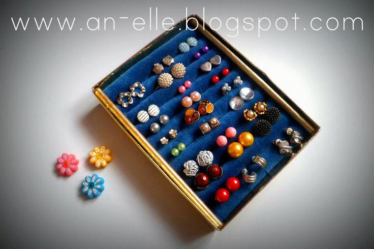 #pudełeczko #na #biżuterię #pierścionki #kolczyki #diy #zrób #to #sam #do #it #yourself #box #for #the #jewellery #pudełko