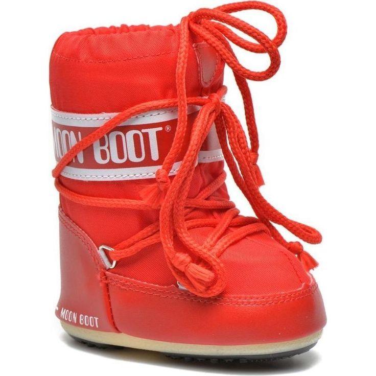 Moon Boot Laarzen Mini Nylon