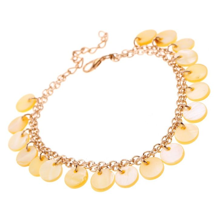 1pc Unique Beautiful gilded shell Anklet Bracelet Foot Jewelry pulseras tobilleras anklets Chain on foot     Tag a friend who would love this!     FREE Shipping Worldwide     Get it here ---> http://jewelry-steals.com/products/1pc-unique-beautiful-gilded-shell-anklet-bracelet-foot-jewelry-pulseras-tobilleras-anklets-chain-on-foot/    #cheap_necklaces