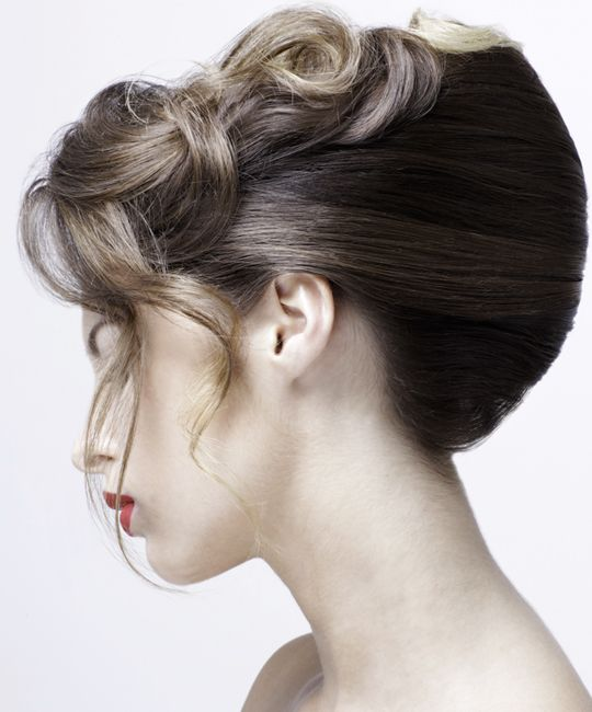38 best Hair Up and Updo Courses images on Pinterest | Hairdressing ...
