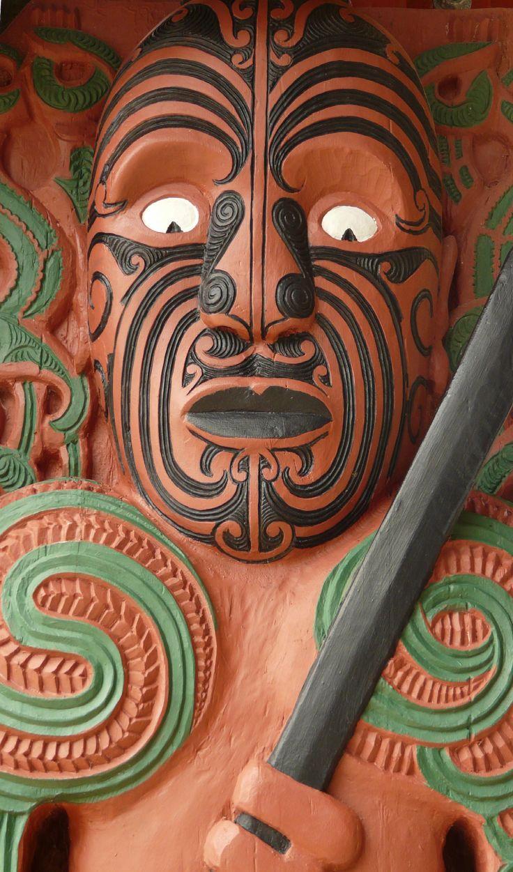 WHAT THE HAKA - Facing down New Zealand's Maori challenge - Waitangi, North Island, New Zealand