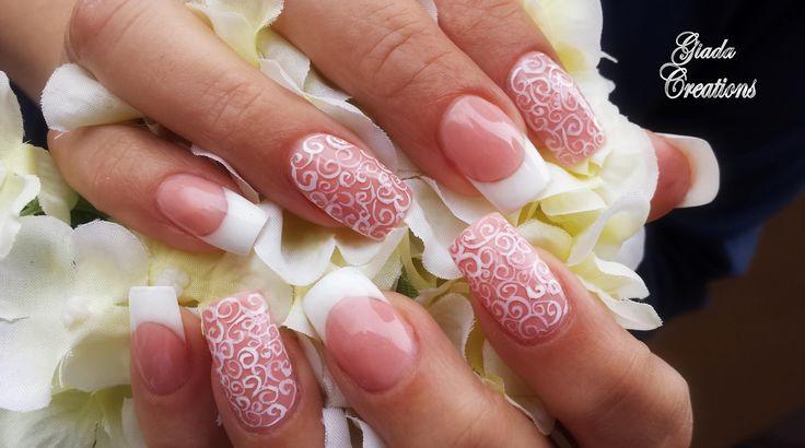 Wedding nails *.*